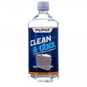 "Payback #400 Clean & Cool ""Kylsystemsrensning"" 1L"