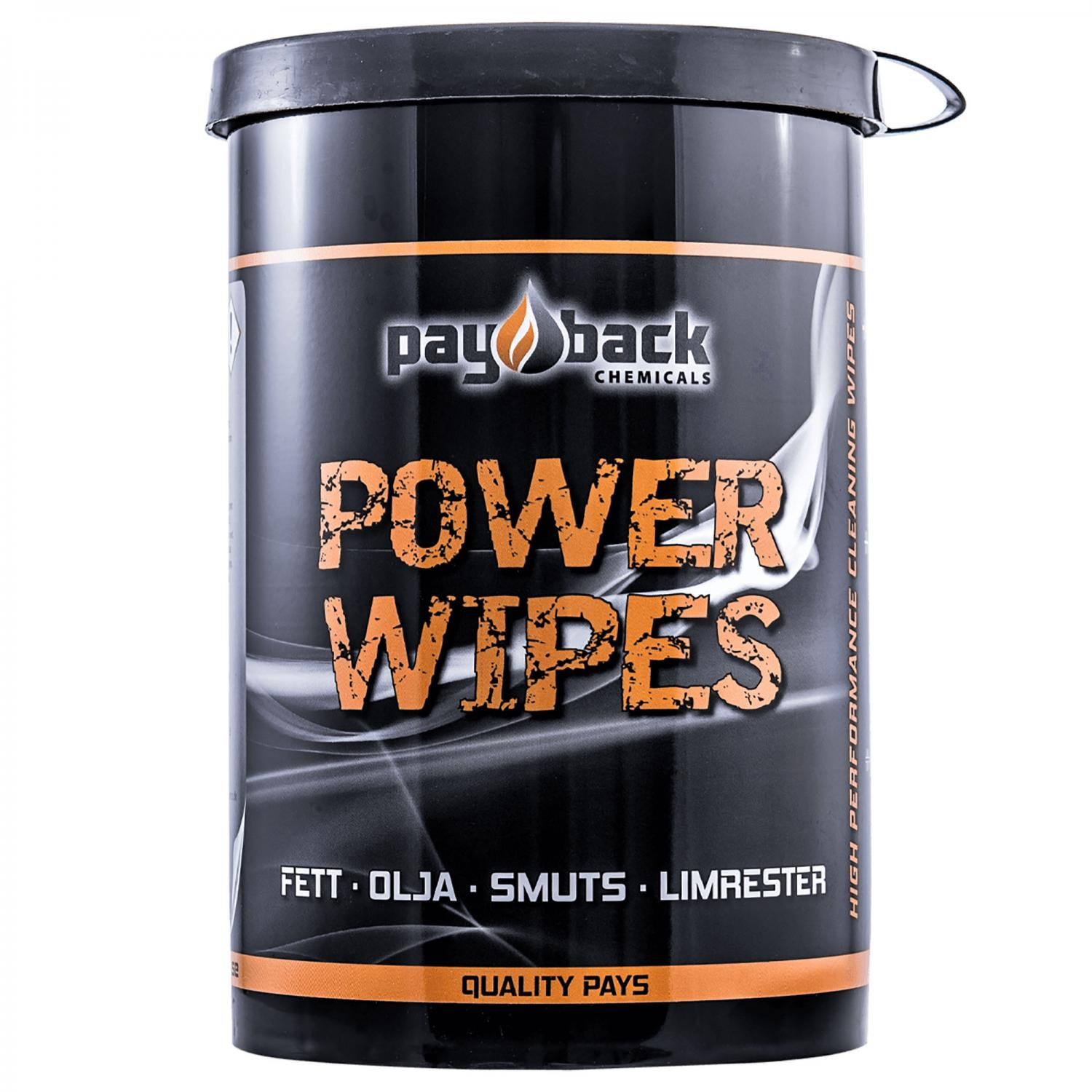 PAYBACK #601 POWER WIPES