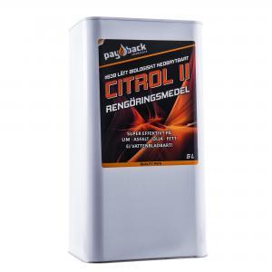 Payback #639 Citrol II Rengöringsmedel 5L