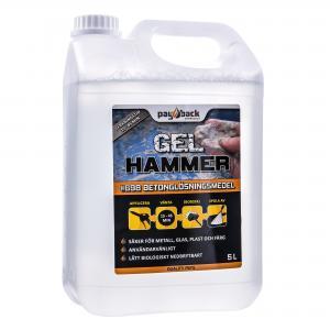 Payback #698 Gel Hammer 5L