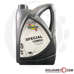 Sunoco 10W-60 4T GP Special 5L