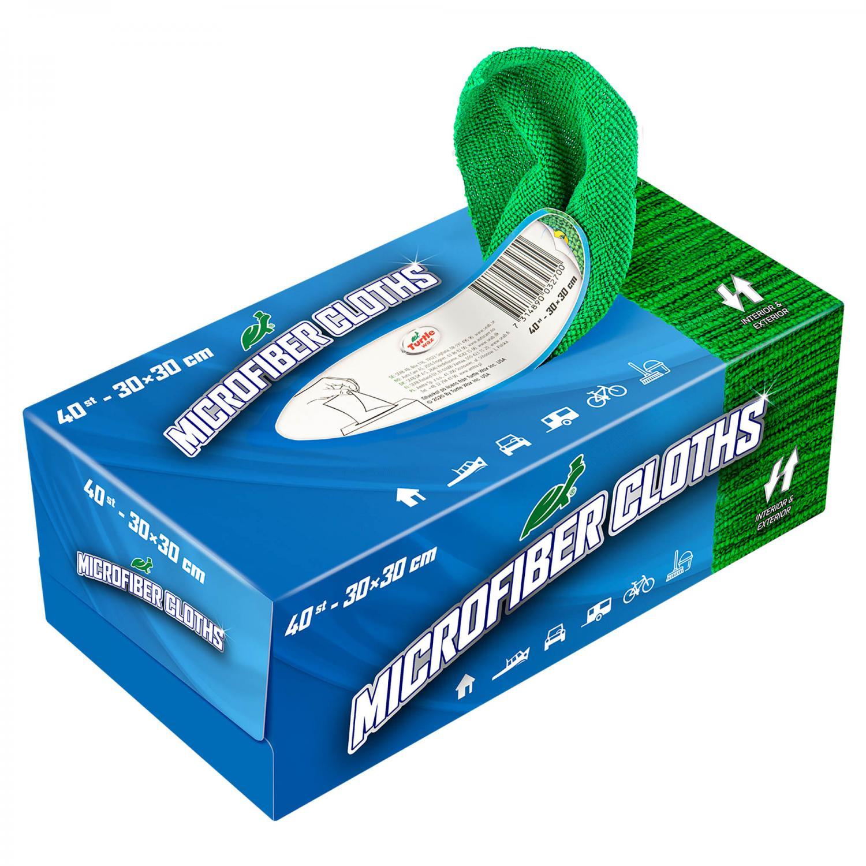 Microfiber MULTI-PACK 40st | Turtle Wax