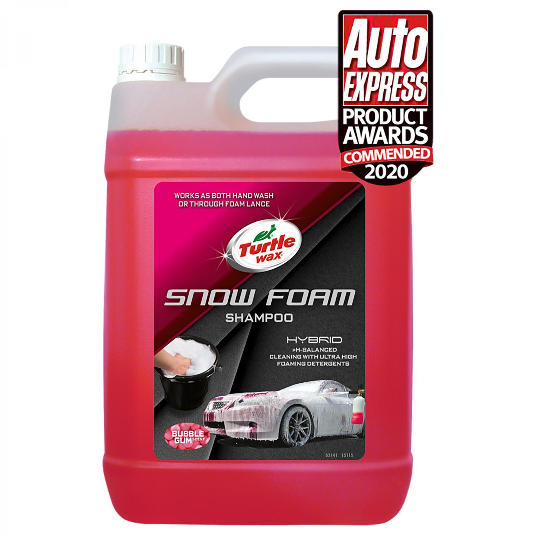Snow Foam Shampoo Hybrid 2,5L  Turtle Wax
