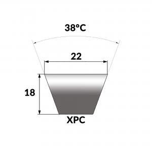 XPC 2800 Kilrem LINEA GOLD