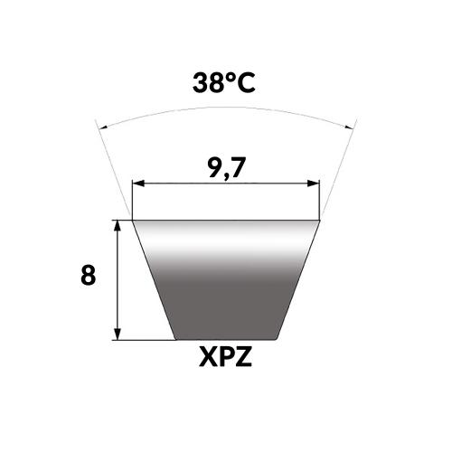 XPZ 730 Kilrem LINEA GOLD