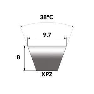XPZ 772 Kilrem LINEA GOLD