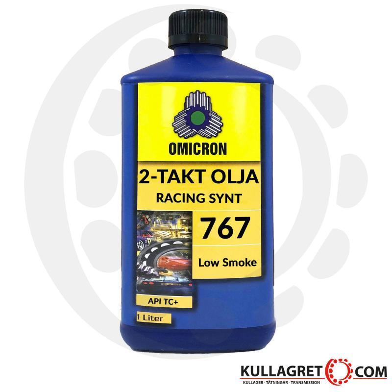 Omicron 767 2-Taktsolja Racing Synt 1L