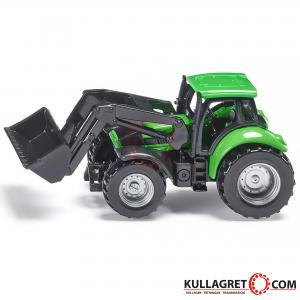Deutz traktor med frontlastare | SIKU 1:87