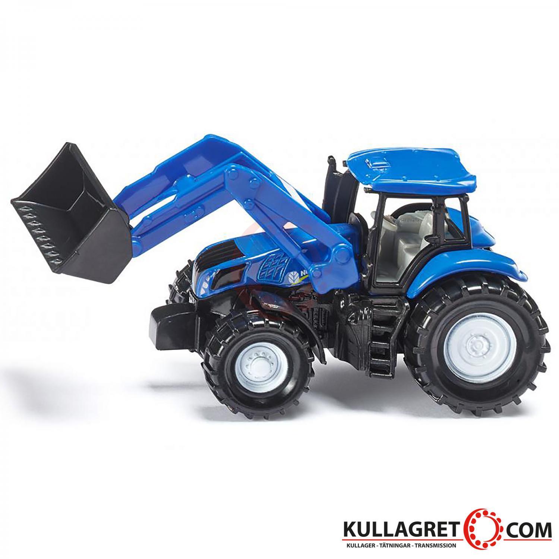 New Holland traktor med frontlastare | SIKU 1:87