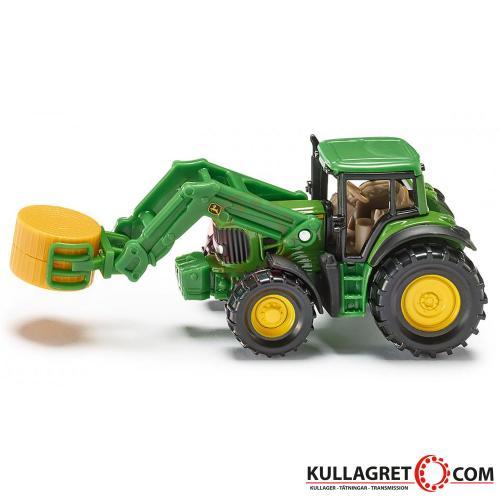 John Deere traktor med frontlastare | Siku 1:87