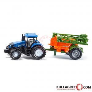 New Holland traktor med fältspruta | Siku 1:87