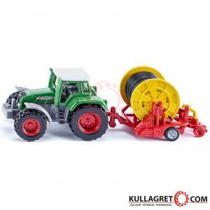 Fendt traktor med bevattningsvagn | Skla 1:87