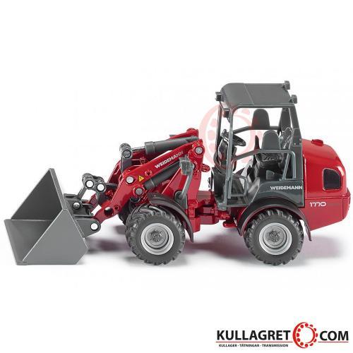 Wiedemann Hoftrac Traktor | SIKU 1:32