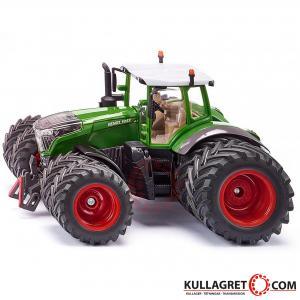 Fendt 1042 Vario traktor med dubbelmontage | SIKU 1:32