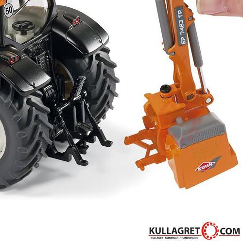 VALTRA T191 Traktor med klippare | SIKU 1:32