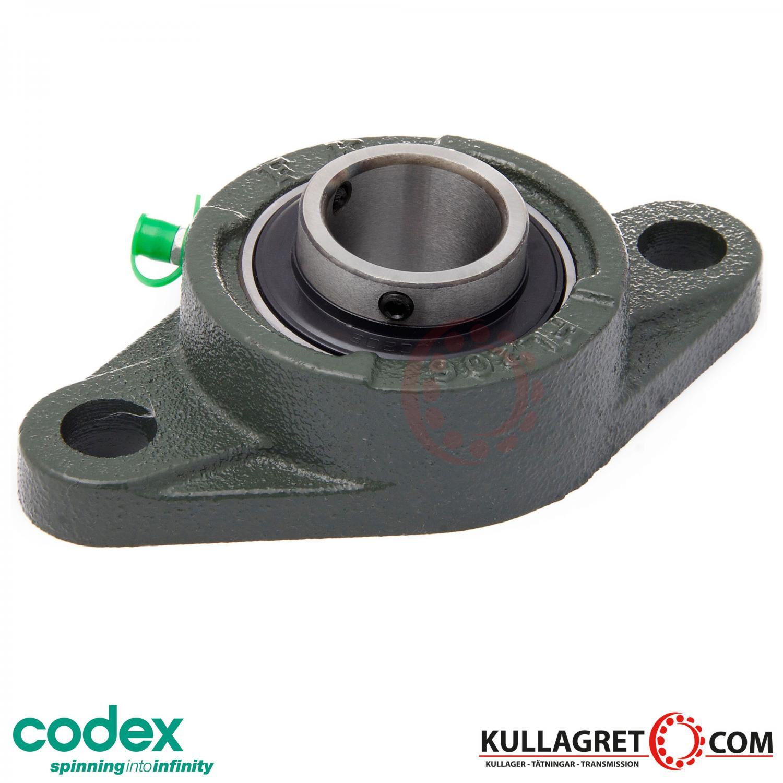 UCFL 204 Lagerenhet CODEX