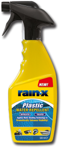 Rain-X Plastic Water Repellent 500ml