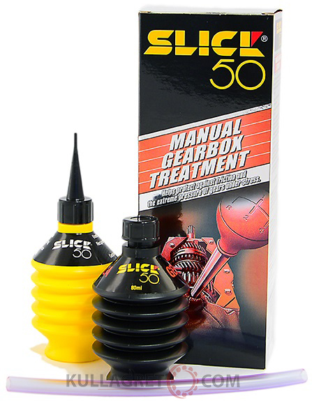 Slick 50 manual gearbox treatment 80ml to grams