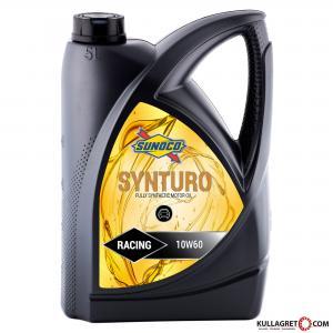 Sunoco 10W-60 Synturo Racing Motorolja 5L
