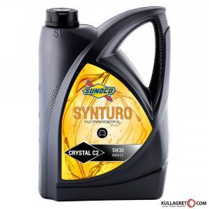 SUNOCO 5W-30 CRYSTAL C2 Motorolja 5L