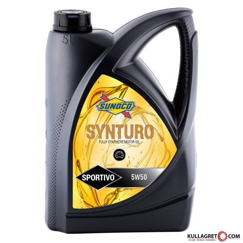 Sunoco 5W-50 Sportivo Motorolja 5L