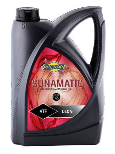 Sunoco ATF DEX VI Sunamatic Växellådsolja 5L