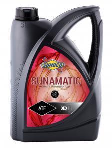 Sunoco ATF DEX III Sunamatic Växellådsolja 5L