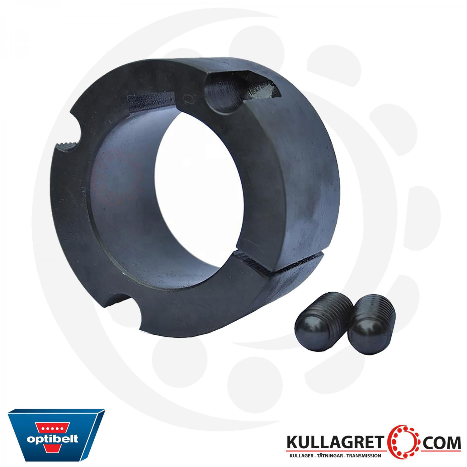 Ø12mm / 1108-12 / Klämbussning Optibelt