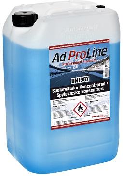 Omtyckta 25L Spolarvätska Koncentrerad | AdProline XK-85