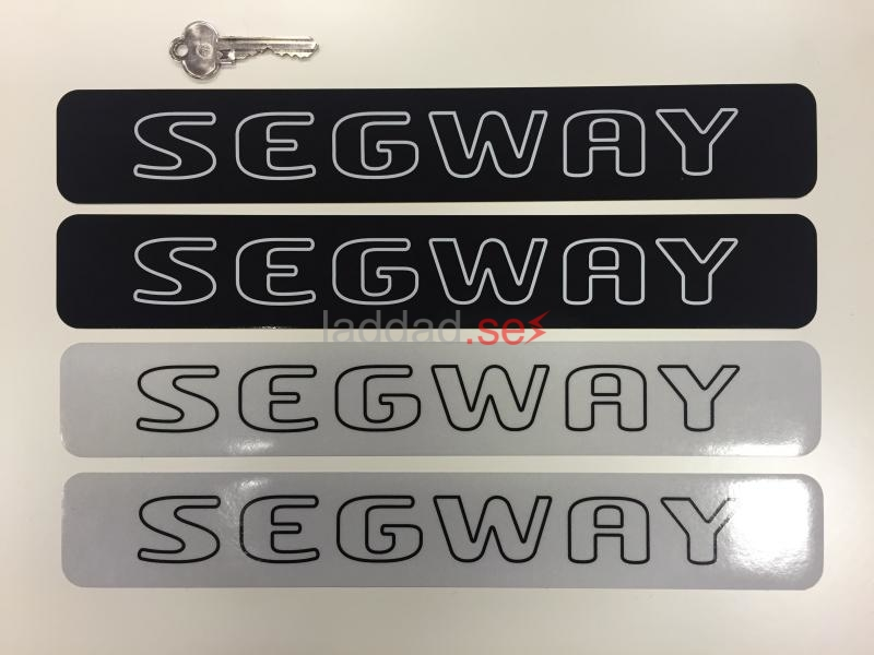 Segway Reflectivity