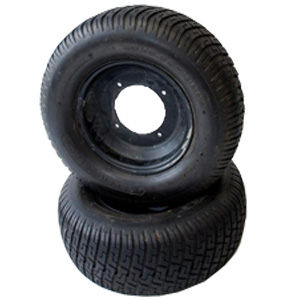x2 TURF TIRE/WHEEL & SPACERKIT