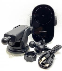 Qi Billaddhållare med motor