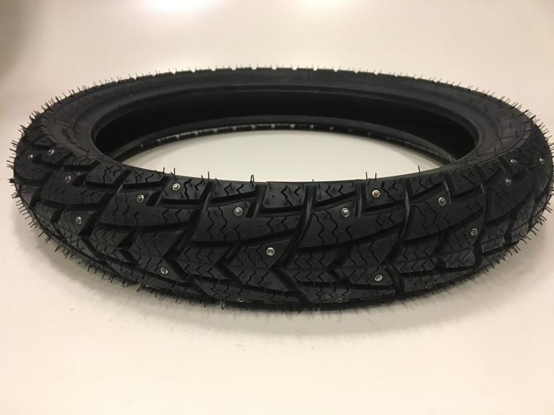 Allround däck dubbat