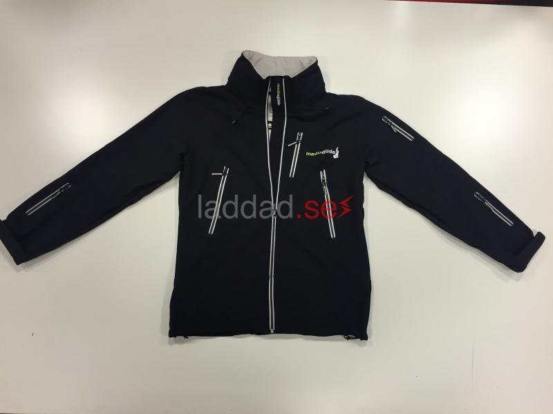 Mediaglide Extreme Jacket Black