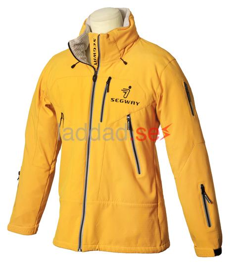 Segway Extreme Jacket Orange