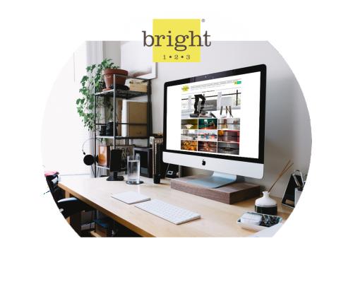 Bild för Bright 1-2-3. En belysningsbutik på nätet.