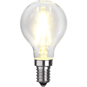 Filament-LED klot 2W(16W) E14