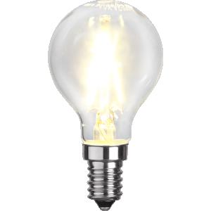 Filament-LED klot 2W(25W) E14
