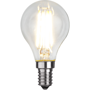 Filament-LED klot 4W(40W) E14