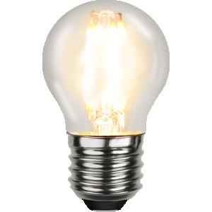 Filament-LED klot 4W(40W) E27