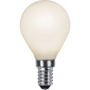 Filament-LED klot opal 2W(16W) E14