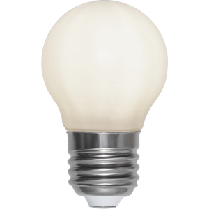 Filament-LED klot opal 2W(16W) E27
