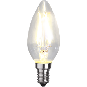 Filament-LED kron 2W(16W) E14