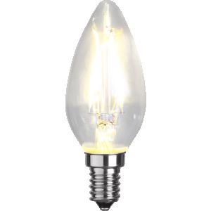 Filament-LED kron 2W(25W) E14