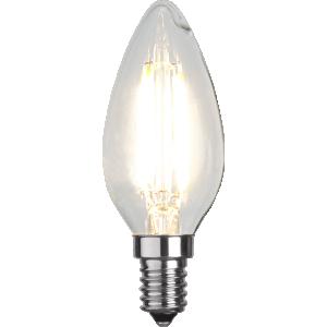 Filament-LED kron 4W(40W) E14