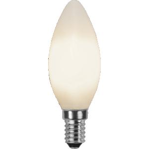Filament-LED kron opal 2W(16W) E14