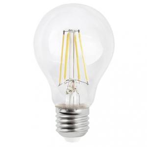 Filament LED-lampa E27 normal. Motsvarar 40W vanlig glödlampa. Dimbar.