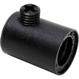 M10 dragavlastare i svart med invändig gänga.