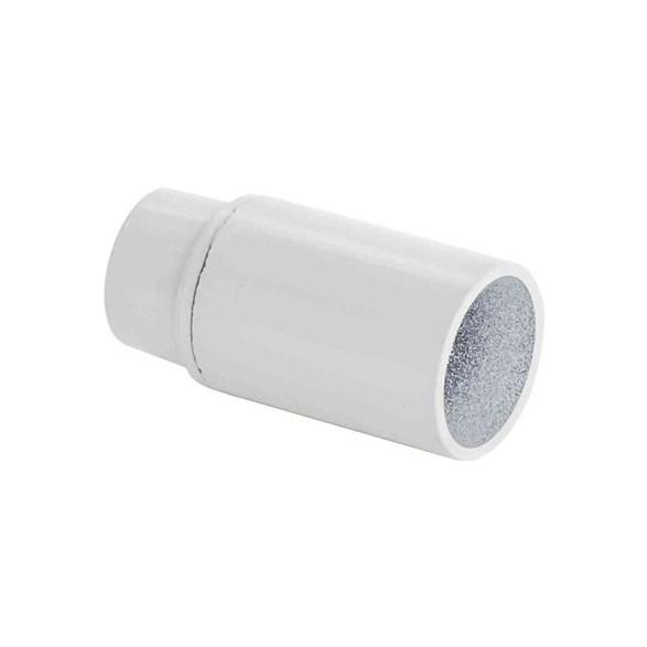 Populära Lamphållare E14 vit slät, ojordad XD-77