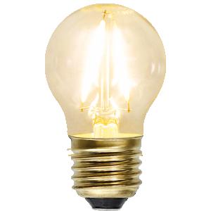 LED-klot 2W(15W) E27, soft glow